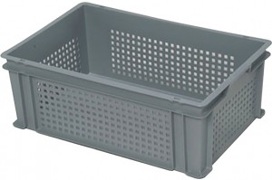 60 x 40 x 20 Perforated Stacking Euro